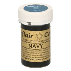 Sugarflair Paste Colour NAVY, 25g