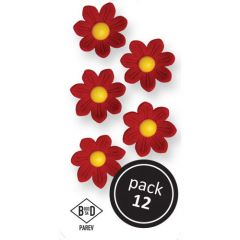 PME Red Daisies