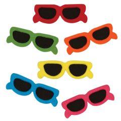 PME Decoraciones Comestibles - Gafas de sol, 6 ud.