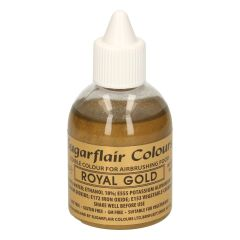 Sugarflair Airbrush Colouring -Royal Gold- 60ml