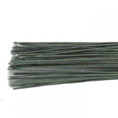 Culpitt Alambre Floral Verde Oscuro set/50 - calibre 28