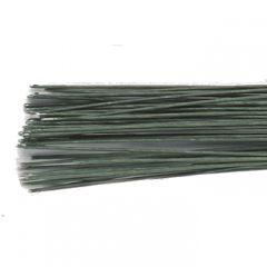 Culpitt Alambre Floral Verde Oscuro set/50 - calibre 30-