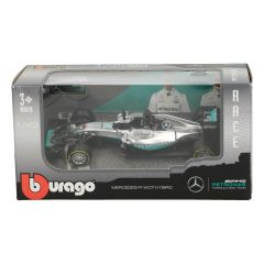 Burago Formula 1 Car - Mercedes