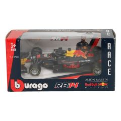 Burago Formula 1 Car - Red Bull