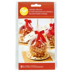 Wilton Caramel Apple Kit pk/8