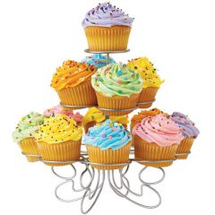 Wilton Cupcakes 'N More Stand Small 13ct.