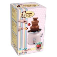 Bestron Sweet Dreams - Fuente para Chocolate 90W - Rosa