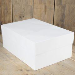 FunCakes Cake Box - White - 40x30x15cm- pk/1