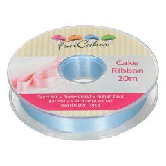 FunCakes Cake Ribbon -Blue- 15mmx20m