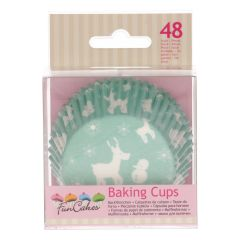 FunCakes Baking Cups -Winter Wonderland- pk/48