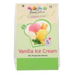 FunCakes Mix for Vanilla Ice Cream, Gluten Free 200g