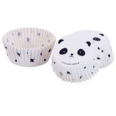 ALLC Cápsulas para Hornear Panda,50u.