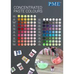 PME Carta de Colores