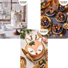 FunCakes Poster A1 - Because the holidays are near Set/3