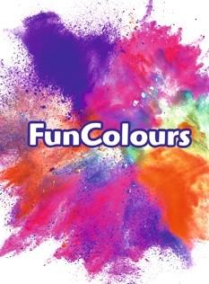 Nouveautés colorées ! Découvrez les produits FunColours de chez FunCakes