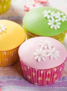 Tasteful cupcakes