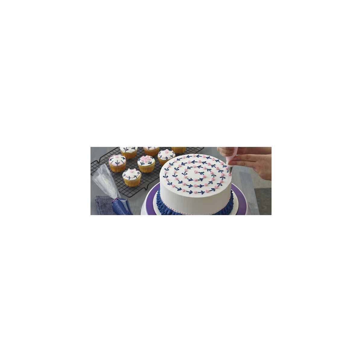 Complete Douchecabine Gamma.Supplier Of All Your Baking And Cake Decorating Products